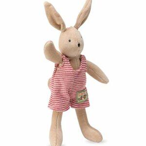 Doudou Le lapin Sylvain 30cm