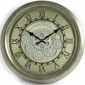 Horloge à engrenage 53cm de diamètre