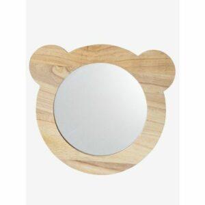 Miroir Ours 36cm de diamètre