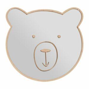 Miroir ours 27cm de diamètre