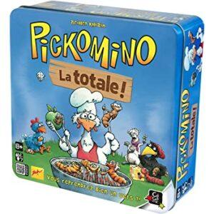 Jeu Pickomino 8 ans et +