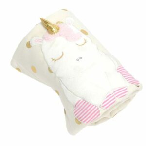 Plaid enfant Licorne