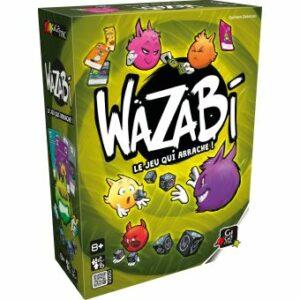 jeu Wazabi 8 ans et +