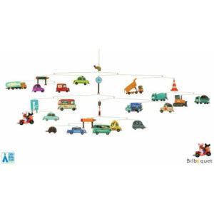 Mobile modèle Automobiles