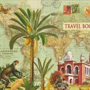 Cahier illustré Travel