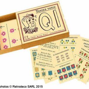 Jeu de cartes : Testez vos QI