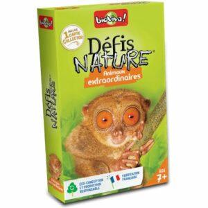 DÉFIS NATURE – ANIMAUX EXTRAORDINAIRES