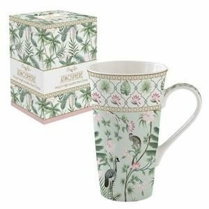 "Mug en porcelaine 60cl ""Wild Tropical"""