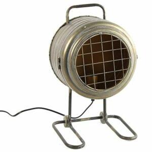 Lampe sur pied en métal modèle souffleur