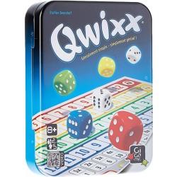 Jeu Qwixx 8 ans et +
