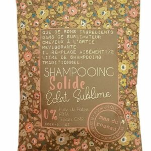 Shampoing solide Eclat sublime