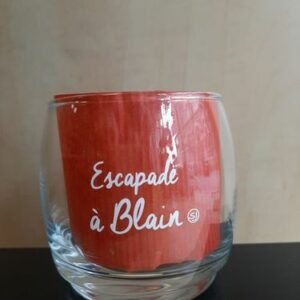 6 verres personnalisés de la région de Blain et les alentours