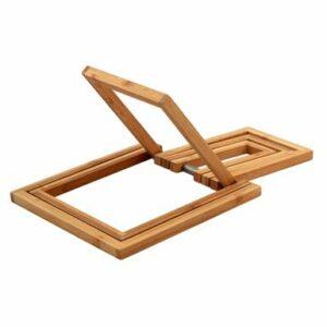 Dessous de plat bambou modulable