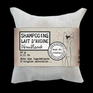 Shampoing Démêlant Lait D'Avoine