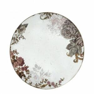 Miroir rond 60,70 cm Cabinet des Merveilles – Mathilde M