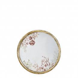 Miroir rond 25cm Cabinet des Merveilles – Mathilde M